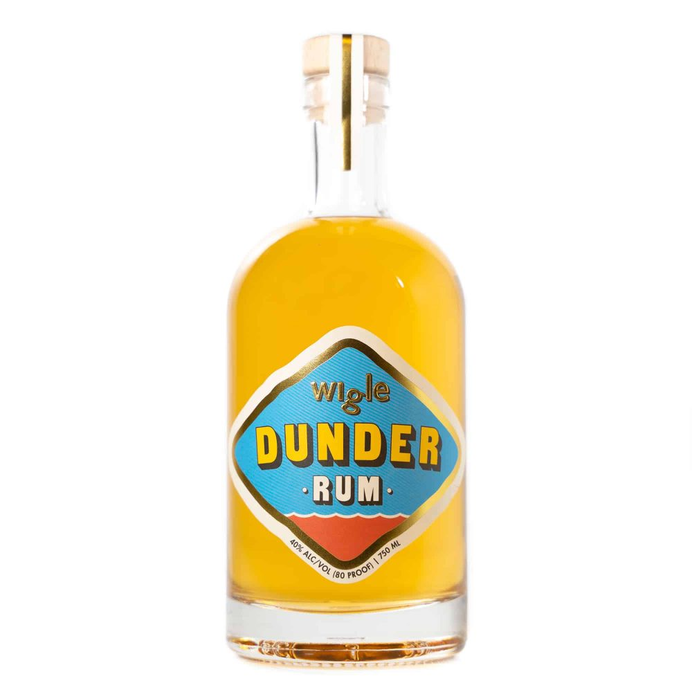 Wigle Dunder Rum