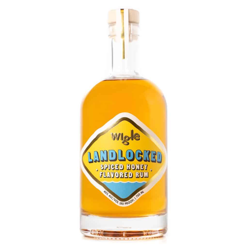 Wigle Landlocked Spiced Honey Rum