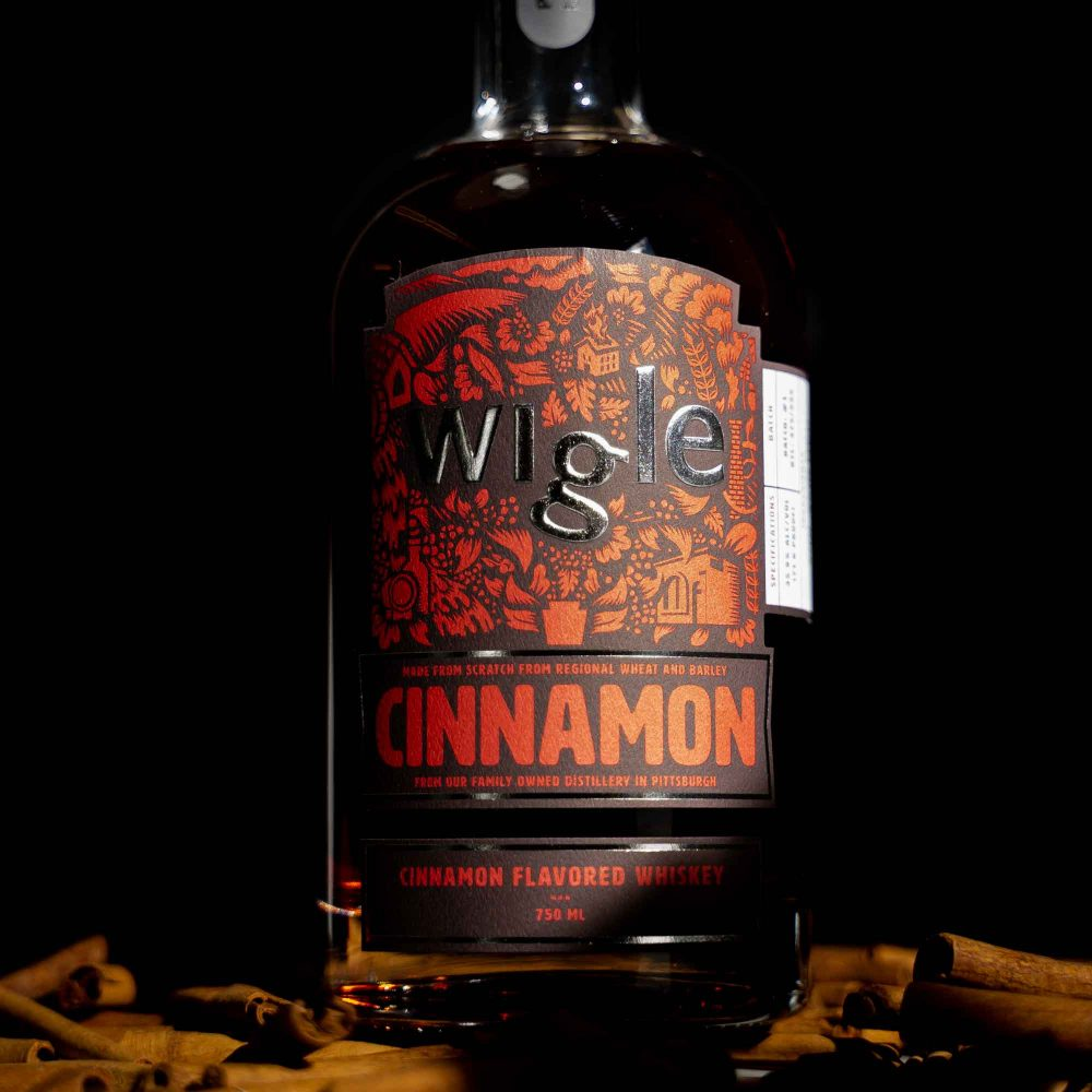 Wigle Cinnamon Whiskey
