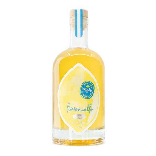 Wigle Limoncello Liqueur Bottle