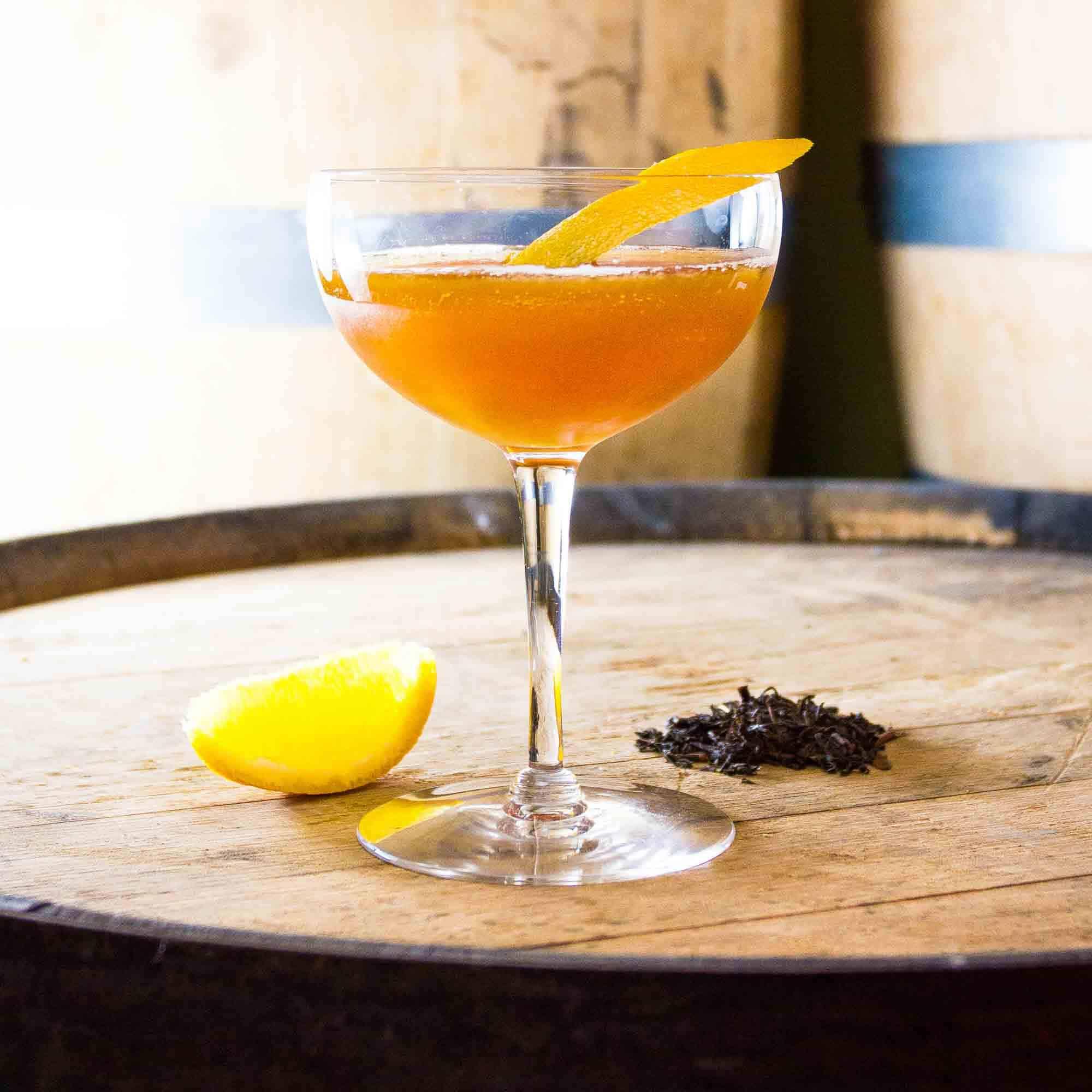 Wigle Simple Syrups and Teas